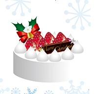 ローソンのクリスマスケーキのメニューと価格、予約はいつまで?