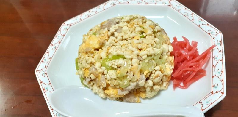 リュウジさんの豆腐チャーハン作り方  美味しくて低糖質なのでダイエットにオススメ!