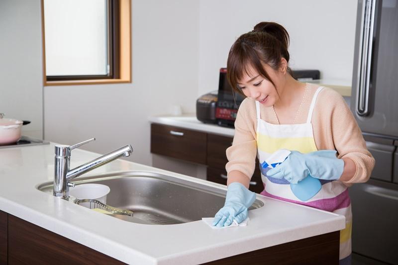 LDK実証のシンク洗剤ベストバイ 30分で新築レベルになったコレ!